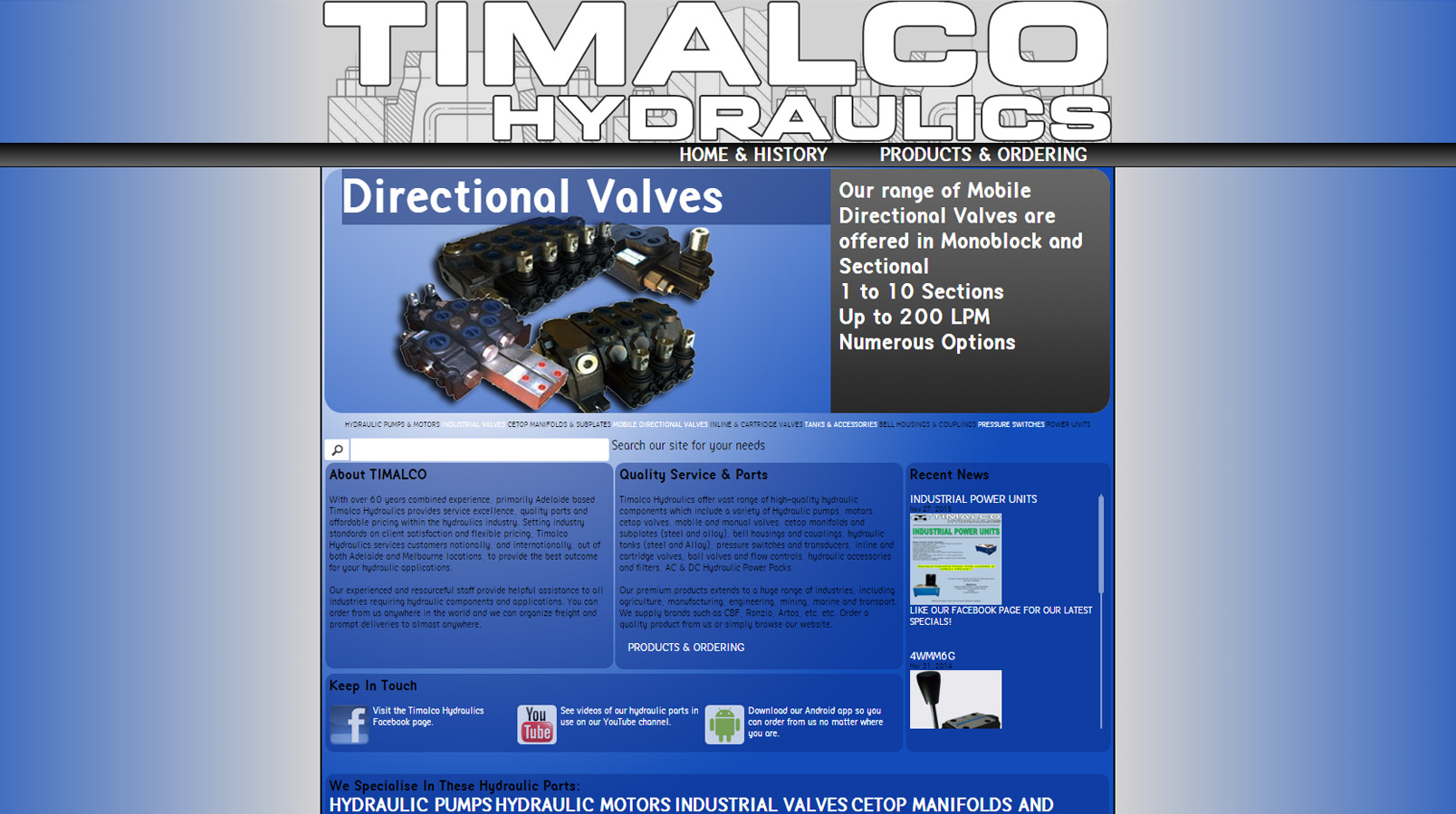 timalco website