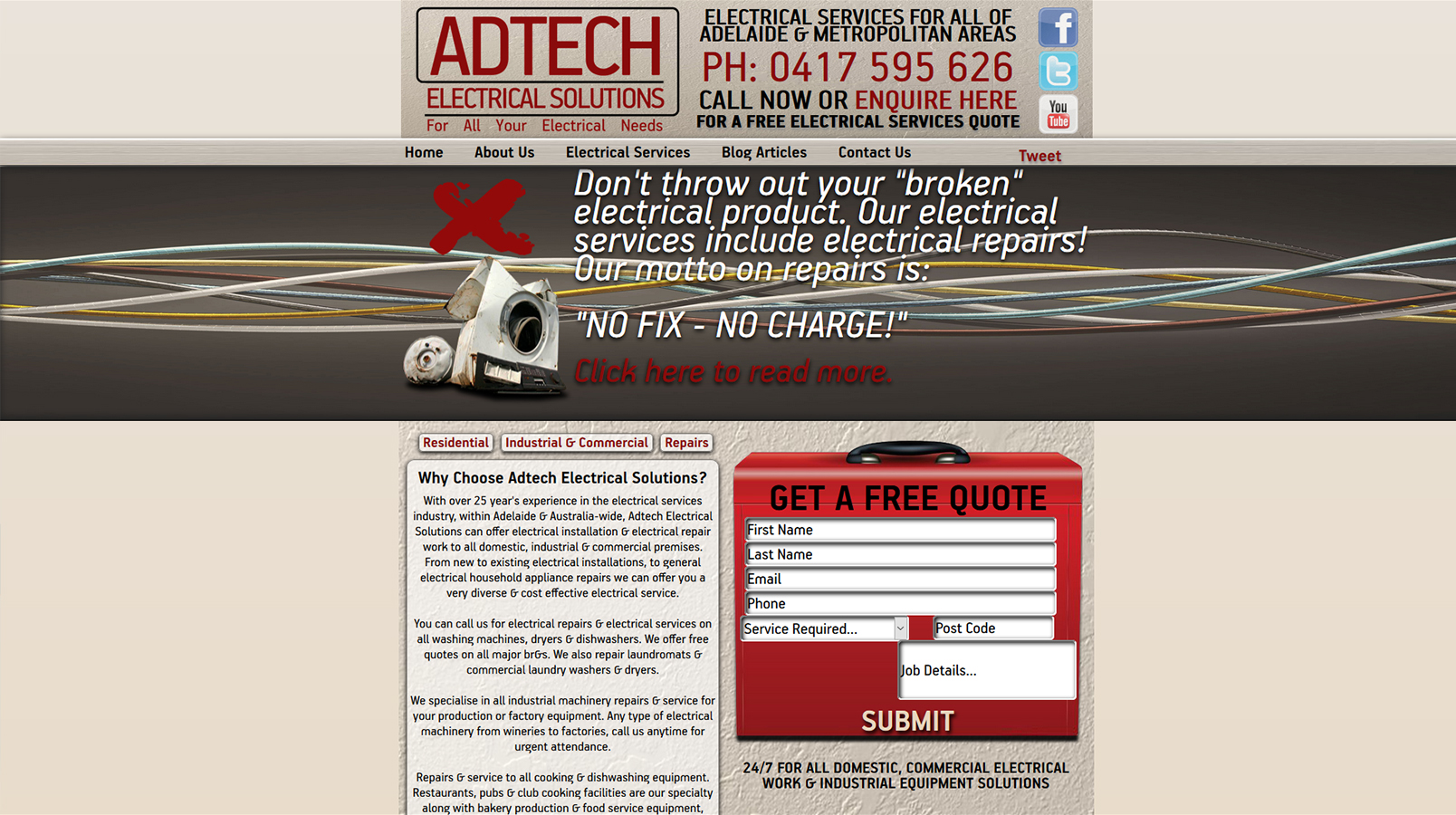 adtech website